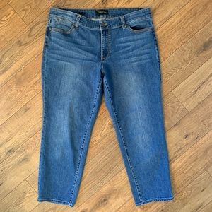 Talbots Flawless Five Pocket Boyfriend Jeans